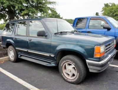Cheap SUV Under $1000 - Used Ford Explorer XL '94 For Sale in NJ - Autopten.com