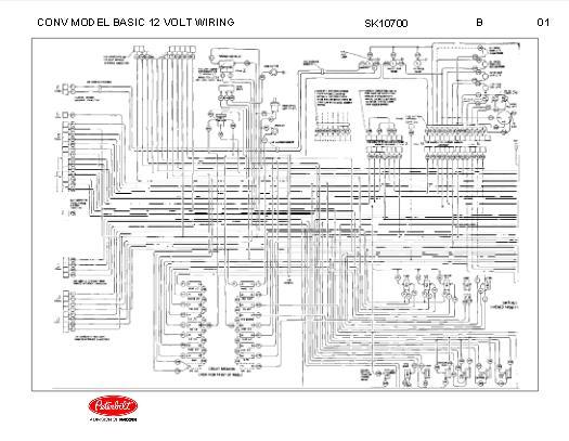 Peterbilt Wiring Diagrams On 2001 Peterbilt 379 Wiring Diagram