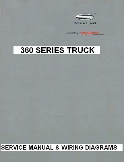 2001 Sterling Truck Wiring Diagram 2001 Triumph Wiring Diagram