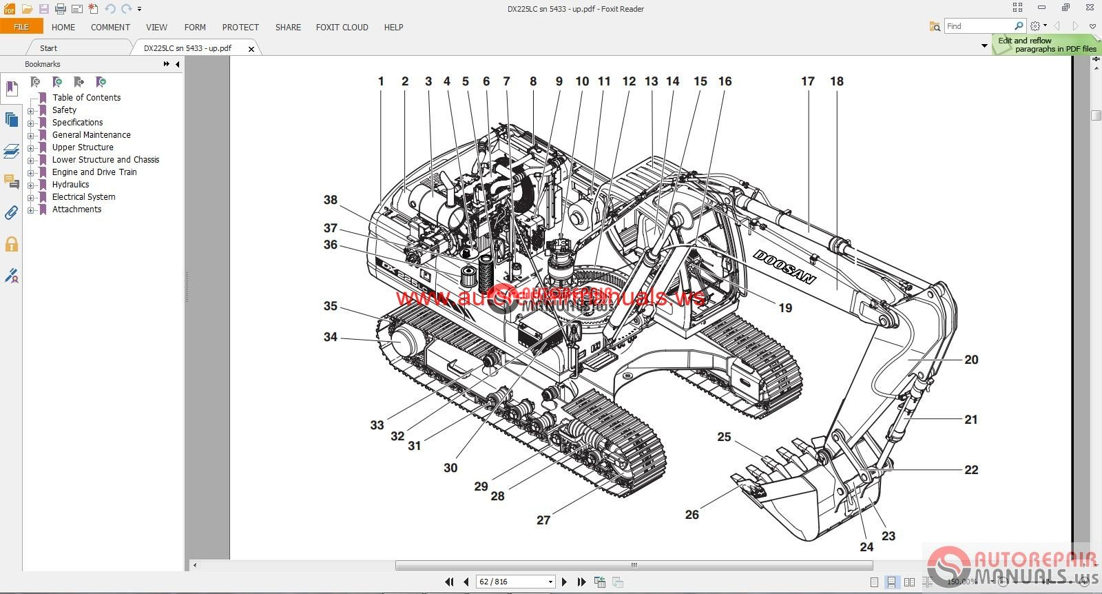 ford aspire Motor diagram
