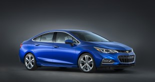 2016 All New Chevrolet Cruze