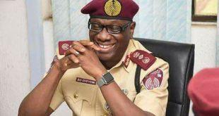 Corps Marshal Boboye Oyeyemi