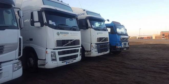 Volvo Trucks Gets New Spare Parts Dealership In Zambia