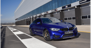 The new BMW M4 CS (Photos: QuickPic)