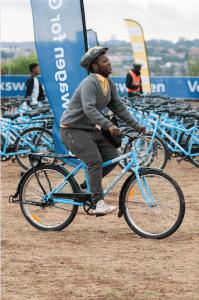 Blue Bikes 2