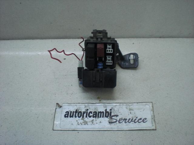 Subaru Justy Fuse Box Wiring Diagram