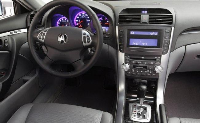 origin 2008 Acura Tsx Horsepower