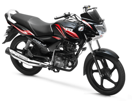 Tvs Launches Star City Priced At Rs 41 500 Autosarena Com