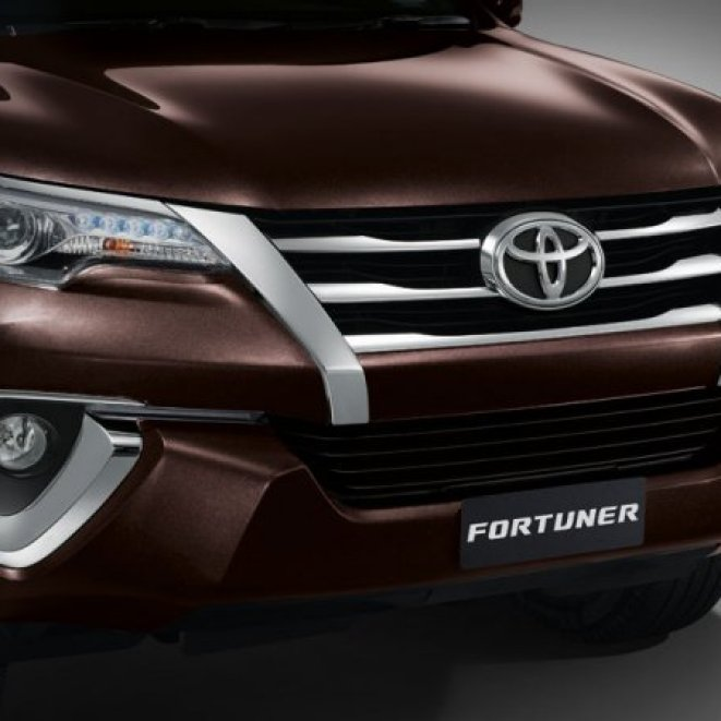 Toyota Suv Crossover: New Toyota Fortuner SUV India Launch In November 2016