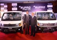 Mahindra eSupro Van and Cargo