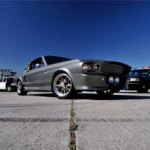 Eleanor the Ford Mustang from Gone in 60 Seconds at auction