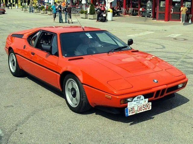 BMW M1: One of the coolest cars ever made