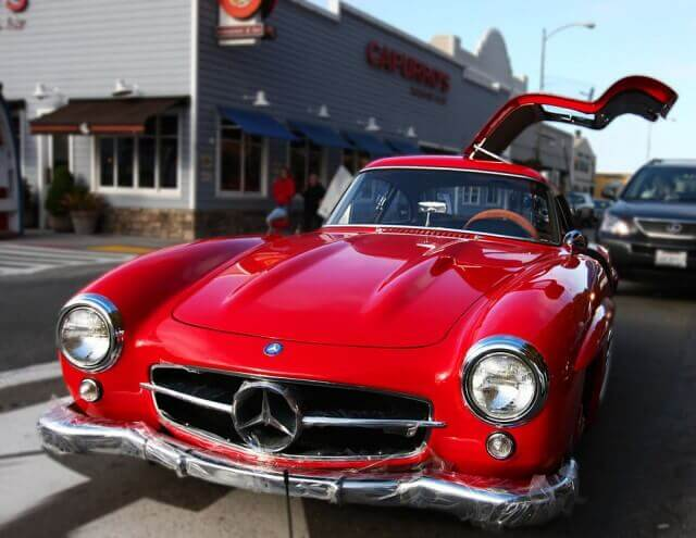 Cool cars: The coolest cars ever made