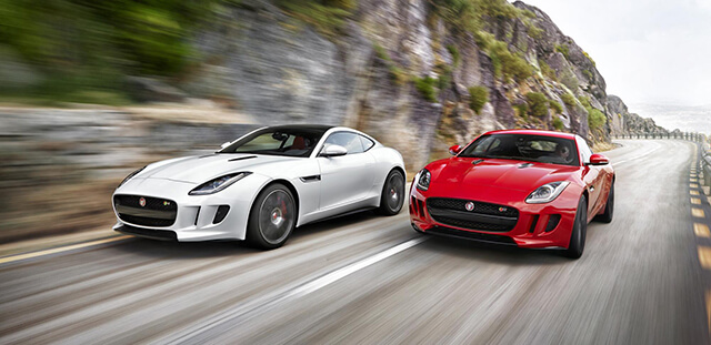 2015 F-Type Coupe