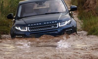 Nova Range Rover Evoque 2017