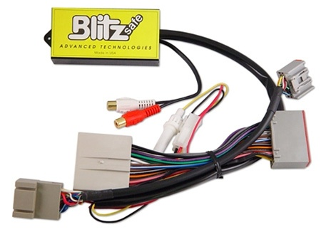 Blitzsafe Ford/CAN Aux Audio Adapter, Car Stereo Kits, Audio Wiring
