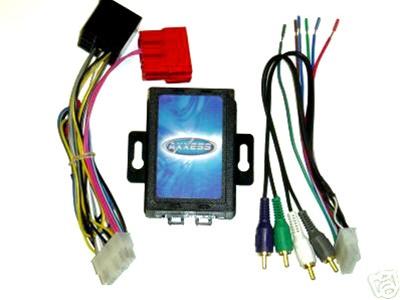 Metra AXXESS GMOS-10 Radio Replacement Wire Harness w/NAV output
