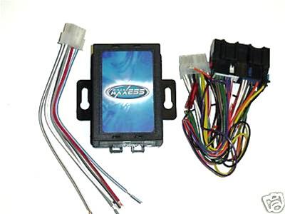 Metra AXXESS GMOS-LAN-06 Saturn Radio Replacement Wire Harness, Car