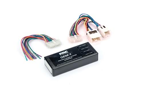 PAC ROEM-NIS2 Nissan Replace Radio Adapter, Car Stereo Kits, Audio