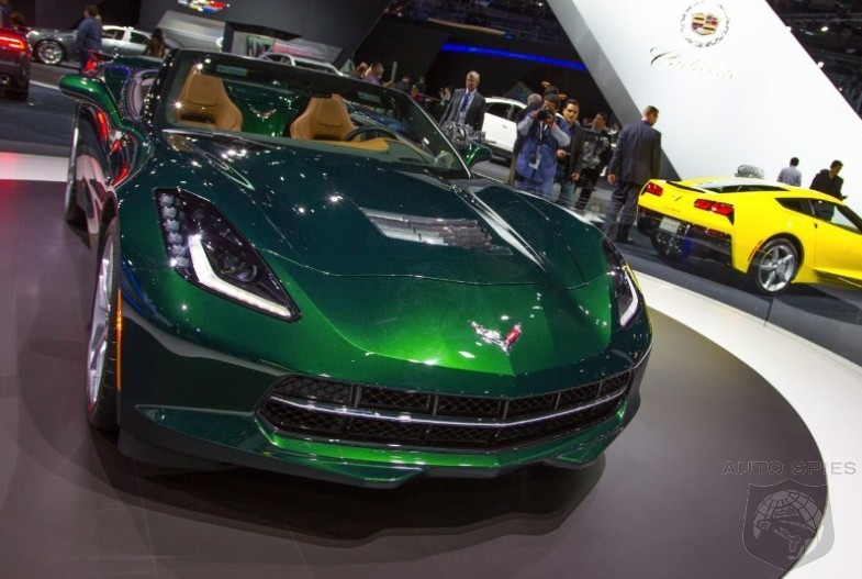 Wallpapers Of Car Corvette Convertible With Black Lights Emerald Green Car