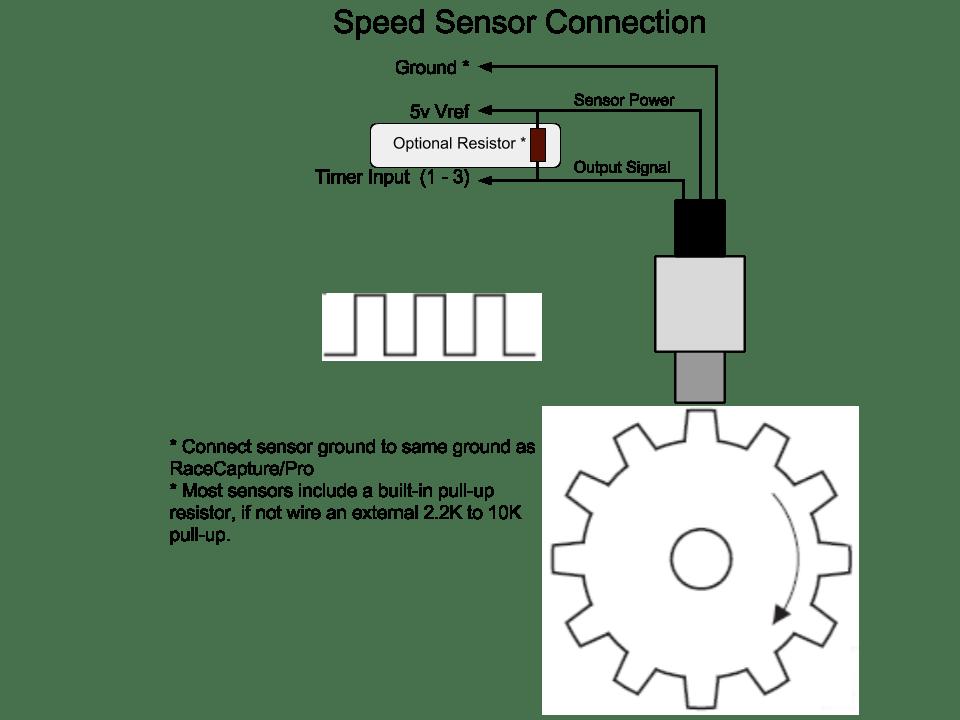 hall effect sensor wiring