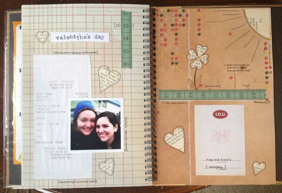 Dear Queer Diary Scrapbooking Is Not Just For Straight People