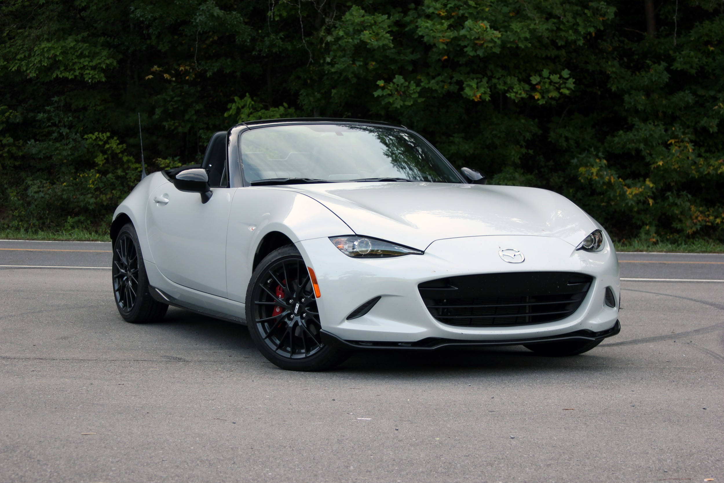Car Lineup Wallpaper 2016 Mazda Mx 5 Miata Review Autotalk