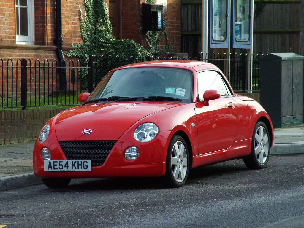 Car Wallpaper Slideshow Daihatsu Copen Active Top Slideshow Autoviva Com