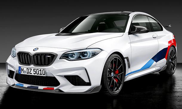 BMW M2 M Performance Parts: Goodwood 2018 (FOS) | autozeitung.de