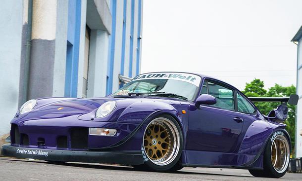 Vw Wallpaper Hd Sidney Hoffmanns Rauh Welt Porsche Tuning Autozeitung De