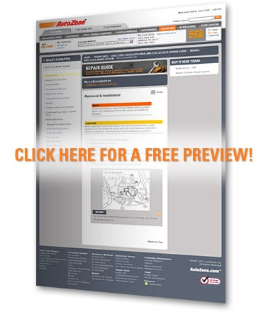 Free Vehicle Repair Guides - AutoZone