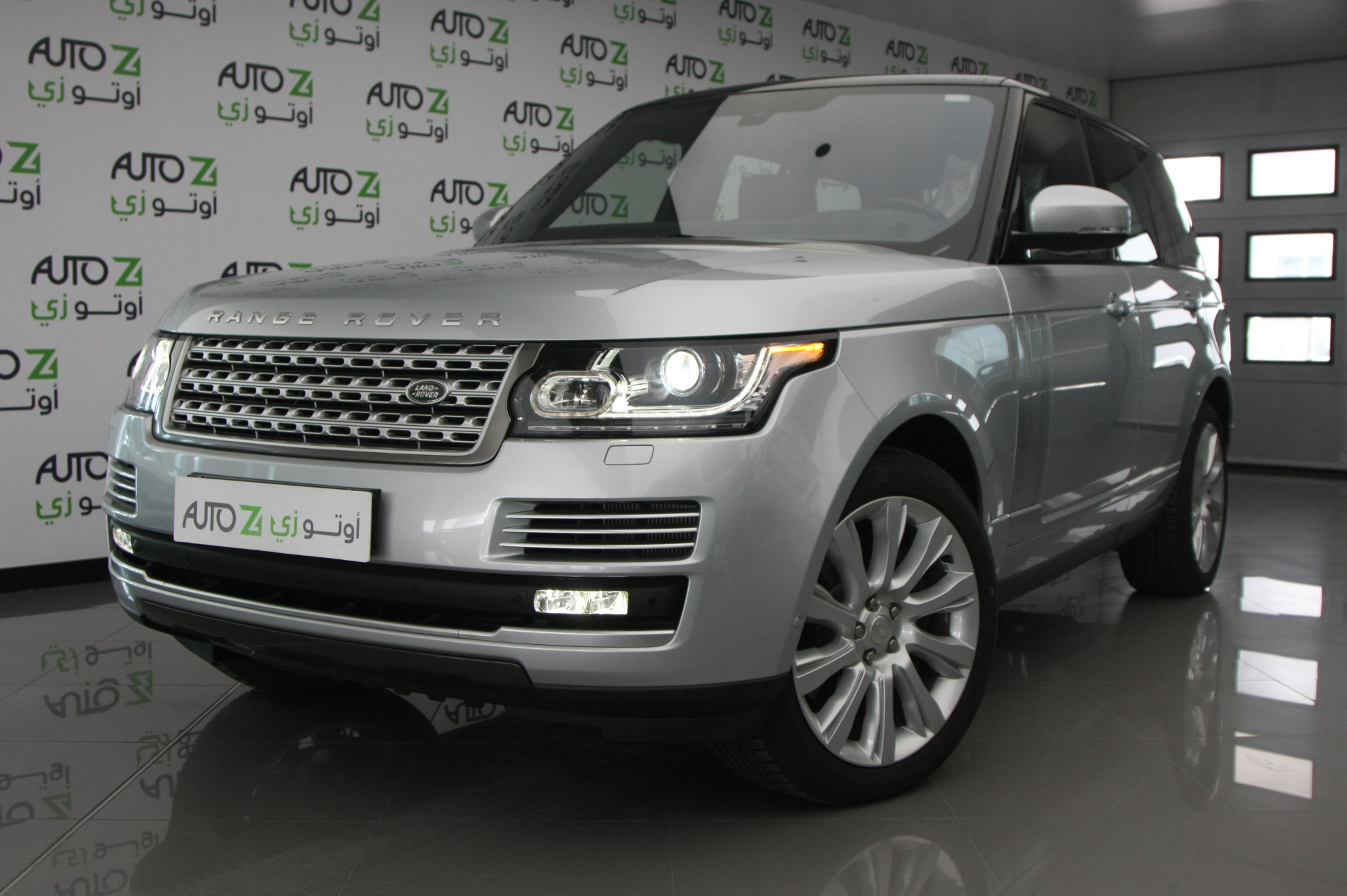 Range Rover – Vogue Supercharged