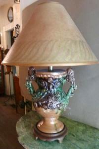 Rustic Ceramic Lamp