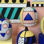 Camille Walala Art Inspired Pumpkins +++ The Curators Bible