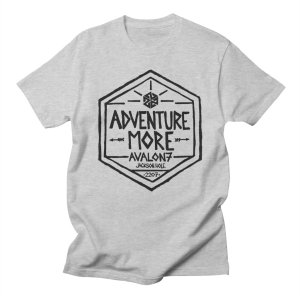 AVALON7 Adventure More Tshirt