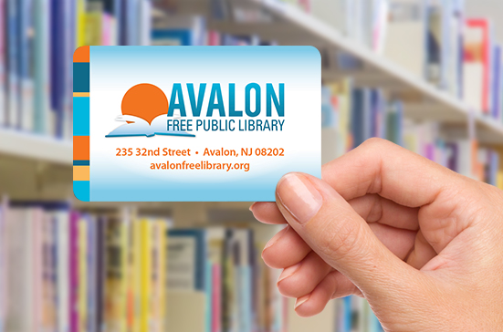 Getting a Library Card Avalon Free Public Library