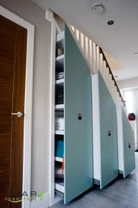 Under stairs storage ideas Gallery 19