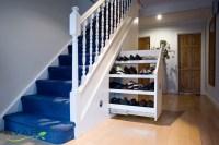 Under stairs storage ideas Gallery 21 | North London ...