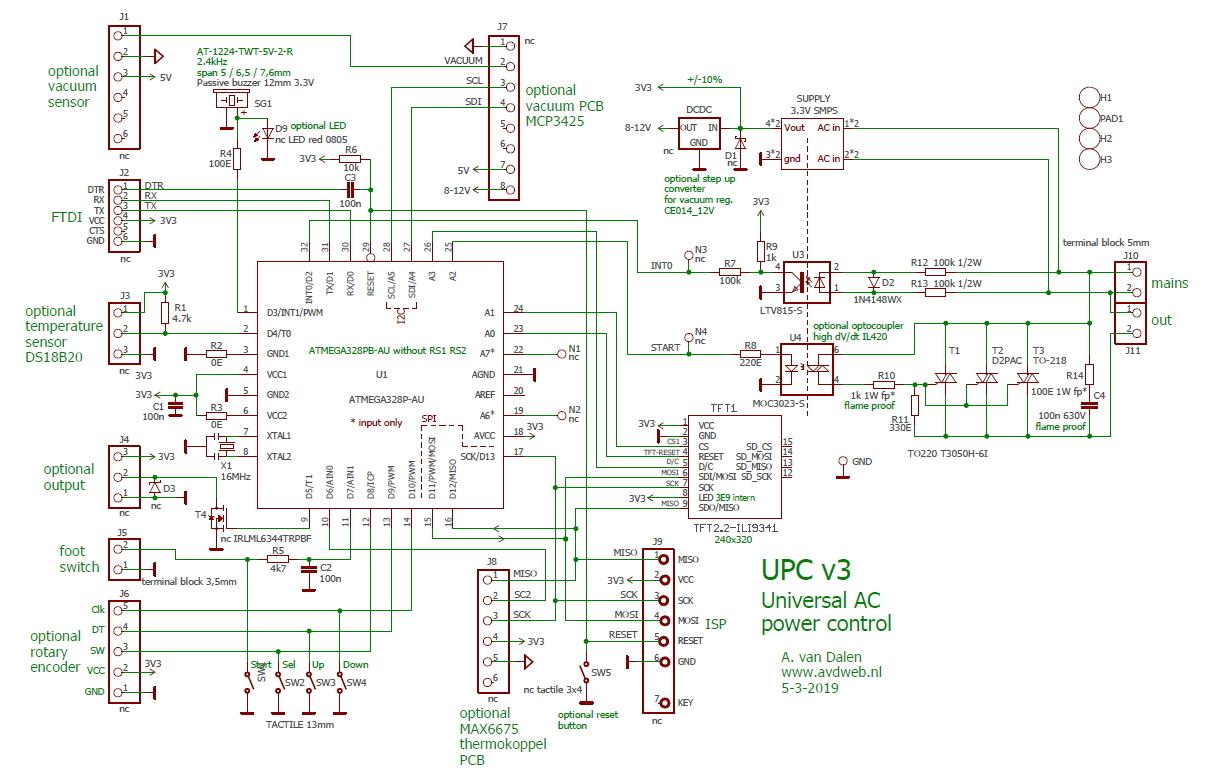 WRG-1822] Welding Machine Electrical Diagram on