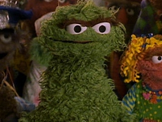 List Of Synonyms And Antonyms Of The Word Oscar Grouch Land