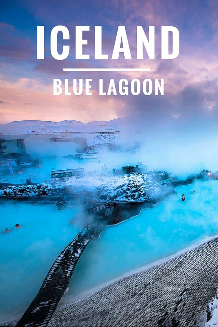 The amazing Blue Lagoon in Iceland!