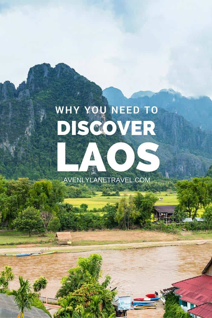 Why You NEED To Discover Laos! Click through to read the full post.