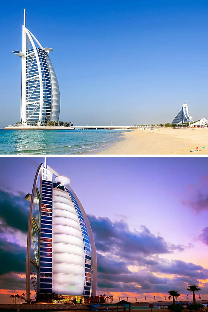 Top 10 things to do in dubai avenly lane travel for Top five star hotels in dubai