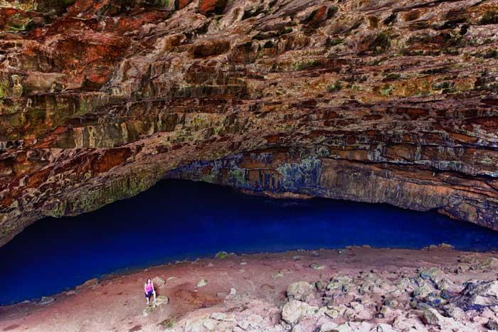 Waikapalae wet cave, Kauai