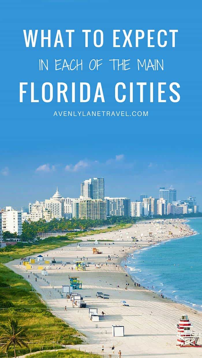 Florida attracts almost 100 million visitors a year! That is a lot of people visiting the Sunshine State. To achieve numbers that high you need to have attractions besides Disney World, and this State definitely does. See what city in Florida is the perfect fit for your next vacation!