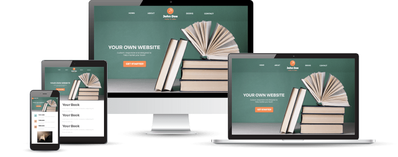 Aventine Press Responsive Website Design