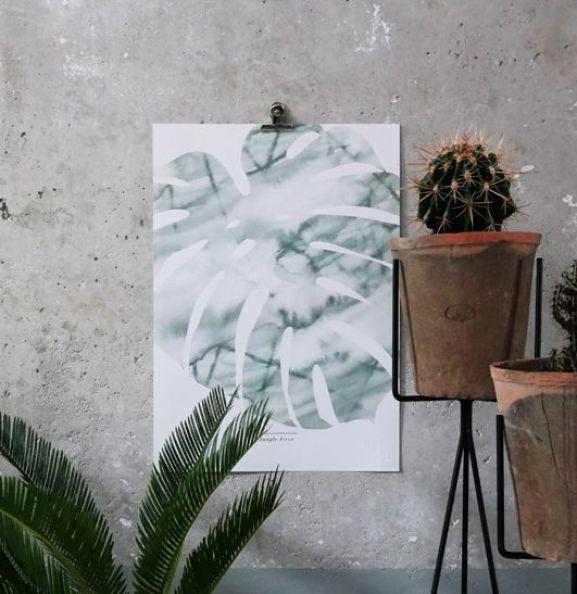 Jungle fever poster de chez Crisp Sheets