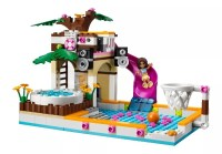 LEGO Friends 41008 pas cher - La piscine d'Heartlake City