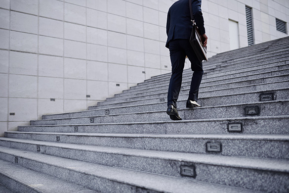 No Time In The Day For Exercise Take The Stairs