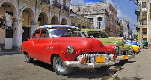Cuban Car Culture